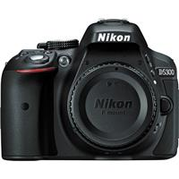 Nikon Nikon D5300 24.1 Megapixel DX-Format Digital SLR Camera Body - Black