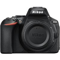 Nikon Nikon D5600 Digital SLR Camera Body, Black