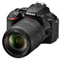 Nikon D5600 DSLR with AF-S DX NIKKOR 18-140mm f/3.5-5.6G ED VR Lens