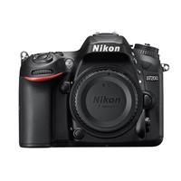 Image of Nikon Nikon D7200 DX-format Digital SLR Camera Body, 24.1 Megapixel, DX-format CMOS, B.I. Wifi, 51 Point AF, Expeed 4, Black