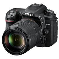 Image of Nikon D7500 DSLR with AF-S DX NIKKOR 18-140mm f/3.5-5.6G ED VR Lens