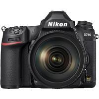 Image of Nikon D780 FX-Format DSLR Camera w/NIKKOR 24-120mm f/4G ED VR Lens - Refurbished by Nikon U.S.A.