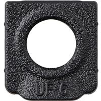 Image of Nikon UF-6 Connector Cover for Stereo Mini Plug Cable (Replacement) For D5 DSLR