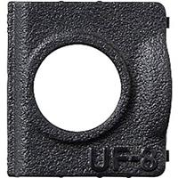 Image of Nikon UF-8 Connector Cover for Stereo Mini Plug Cable (Replacement) For D500 DSLR