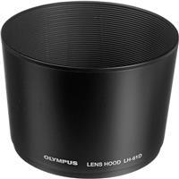 Image of Olympus LH-61D, Lens Hood for the Zuiko 40-150mm F/4-5.6 Digital Zoom Lens.