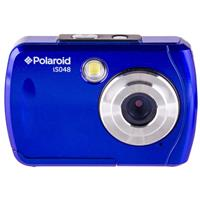 Polaroid isO48 16MP Waterproof Digital Camera, Blue
