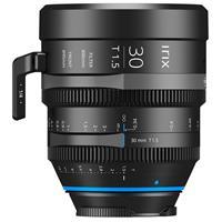 Image of IRIX Cine 30mm T1.5 Lens with Nikon Z Mount, Feet