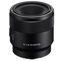 Sony Sony FE 50mm F/2.8 Macro Lens for E-Mount Cameras
