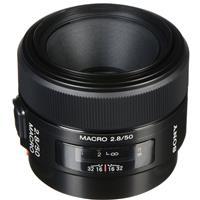 Sony 50mm f/2.8 a (alpha) Mount Digital SLR Macro Lens Product image - 703