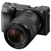 Sony Sony Alpha a6400 Mirrorless Digital Camera with 18-135mm f/3.5-5.6 OSS Lens