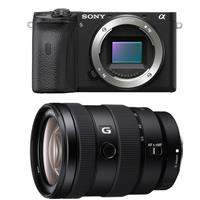 Sony Alpha a6600 Mirrorless Digital Camera Body - WITH Sony E 16-55mm f/2.8 G Lens