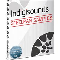 Image of Indigisounds Steelpan Samples Virtual Instruments Software, Electronic Download