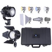 Image of Intellytech Pocket Cannon Mini 150W LED 2-Light Kit, Daylight, 5600K Color Temperature