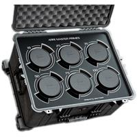 Image of Jason Cases Protective Case with Laser-Cut Foam for Set of 6 Arri Zeiss Master Prime Lenses