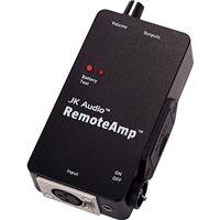 JK Audio RemoteAmp Personal Battery Powered Headphone/Earpiece Amplifier, XLR Input Connections, 30Hz-20kHz Frequency Response