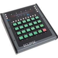 Image of JLCooper Eclipse 24 Midnight Tactile Command Palette Desktop Controller, Built In USB and Ethernet, Standard RS-422/RS-232 Interface Card Optional