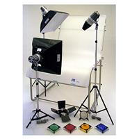JTL TL 480 Still Life Photo Table Kit with Table, Monolights & Softboxes & Light Stands. Product image - 229