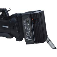 Image of JVC PowerPlus Fiber System for GY-HM790 Camera with RTS Intercom