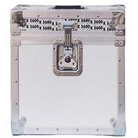 Image of K 5600 Hard White Plywood Carrying Case for the Joker-Bug 200 or Joker-News 200 Watt Outfits, with Lens Box.