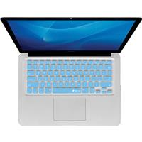 Image of KB Covers CB-M Blue Checkerboard Keyboard Cover for MacBook, MacBook Air & MacBook Pro (Unibody)