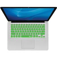 Image of KB Covers CB-M Green Checkerboard Keyboard Cover for MacBook, MacBook Air & MacBook Pro (Unibody)