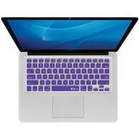 Image of KB Covers CB-M Purple Checkerboard Keyboard Cover for MacBook, MacBook Air & MacBook Pro (Unibody)