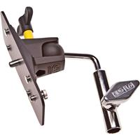 """Image of Kino Flo Kino 41K Mount Wing with Baby Receiver Short, 5/8"""" (16mm)"""