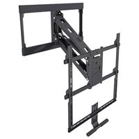 """Kanto FM100 Above Fireplace Pull-Down Mount for 42 - 65"""" Televisions"""