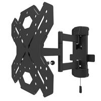 Kanto RV250G Full Motion Indoor and Outdoor Mount for RVs, Boats and Decks
