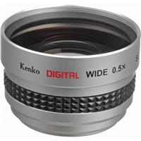 Image of Kenko SGW-05 0.5x Wide Angle Conversion Lens for Digital Cameras & DV Camcorders with 37mm Mount
