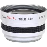 Image of Kenko SGT20 2x Telephoto Conversion Lens for 37mm Digital Still & Camcorders