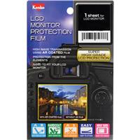 Image of Kenko LCD Monitor Protection Film for Nikon D3000 Camera