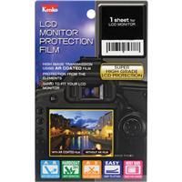 Image of Kenko LCD Monitor Protection Film for Nikon D5 Camera