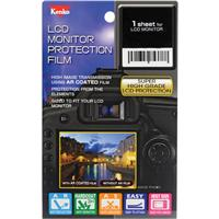 Image of Kenko LCD Monitor Protection Film for Nikon Coolpix P7700 Camera