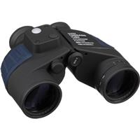 Image of Konus 7x50 Tornado Classic Floating Water Proof Porro Prism Binocular with 8.3 Degree Angle of View, Compass and Illuminated Reticle