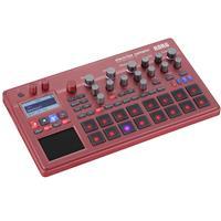 Image of Korg Electribe Sampler-Based Music Production Station In ESX with V2.0 Software, Red