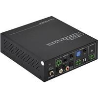 Image of KanexPro 3 Input Mini Audio Amplifier with Mic Mixer