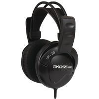 Image of Koss UR20 Over-Ear Stereo Headphones, Black