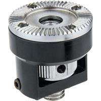 """Image of Kupo ARRI 3/8""""-16 Locating Pin to ARRI Rosette Adapter with M6 Thread"""