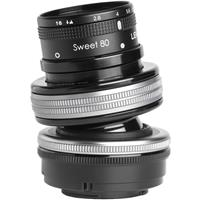 Image of Lensbaby Composer Pro II Lens with Sweet 80 Optic for Sony E Digital Cameras