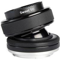 Image of Lensbaby Lensbaby Composer Pro with Sweet 50 Optic for Nikon Cameras, Manual Focus