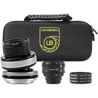 Image of Lensbaby Optic Swap Macro Collection for Sony E
