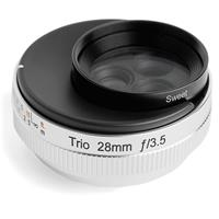 Image of Lensbaby Trio 28 for Sony E - Ultra Compact 28mm F3.5 Lens with 3 Focus Selectives