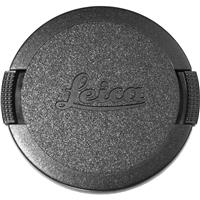 Image of Leica E55 Front Lens Cap for the Apo-Summicron-M 90mm f/2.0 and Tri-Elmar-M 1:4 / 28-35 - 50mm Lenses.