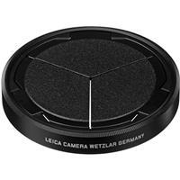 Image of Leica Auto Lens Cap for D-Lux Digital Camera - Black