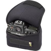 Image of LensCoat BodyBag Plus Case for D800 and D810 DSLR Camera Bodies, Black