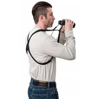 LensCoat Camera/Binoculars Harness, Webbing Version