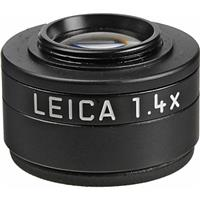 Image of Leica Viewfinder Magnifier 1.4x, Magnifies the Viewfinder Image By 40%, Black