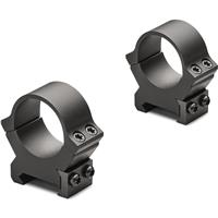 "Image of Leupold PRW2 1"" Weaver-Style Riflescope Mounting Rings, 2 Pack, Low, Matte Black"