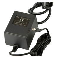 Lectrosonics PS60E 220V AC Input Power Supply for LecNet Audio Components, 16.5V AC Output, Europe
